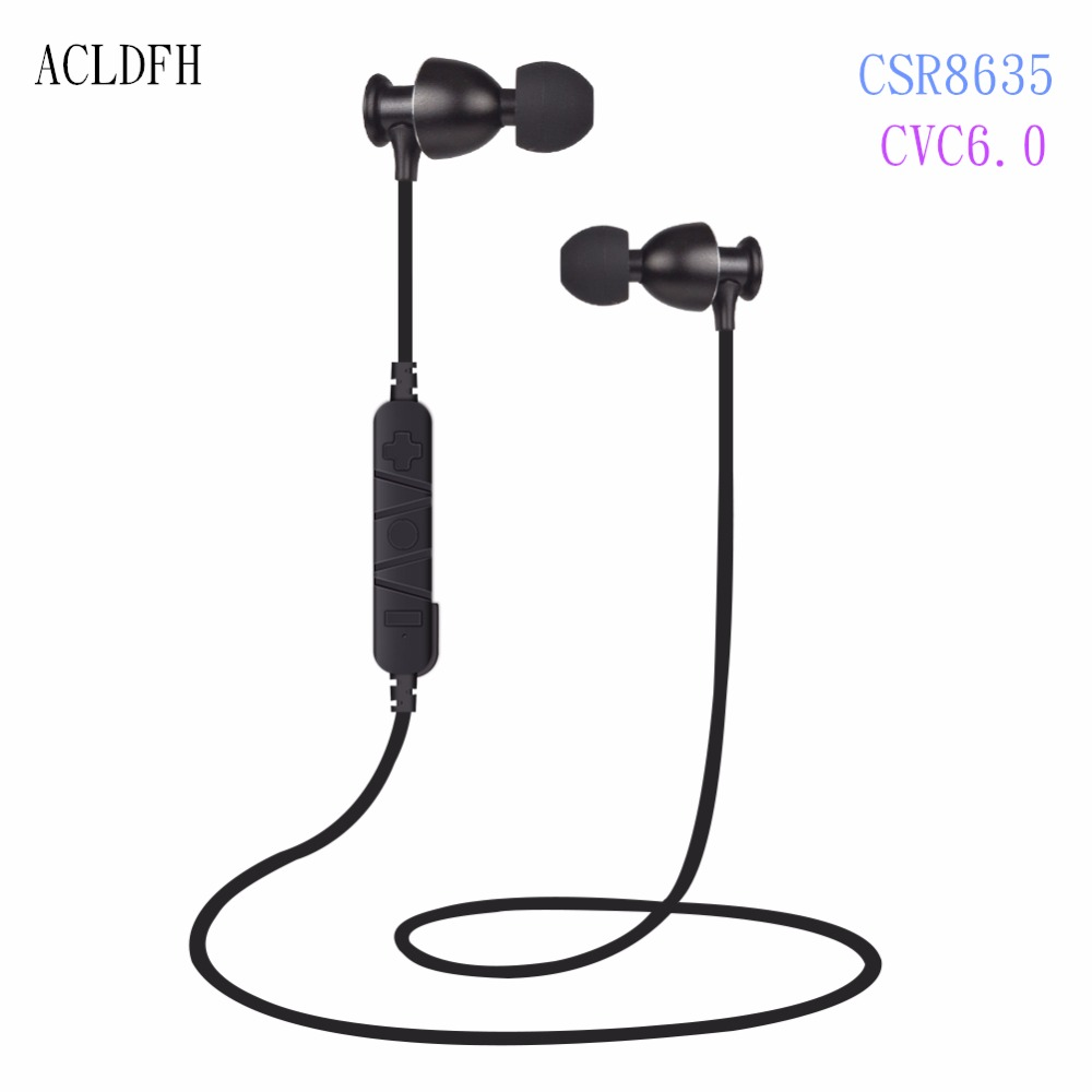 Aliexpress.com : Buy Bluetooth Earphone Headset Wireless Ear Hook CVC 6 Noise Reduction Earphone
