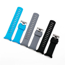 Rubber strap men's watch accessories for SUUNTO D4 D4i NOVO diving silicone strap outdoor sports wristband women watch band suunto d4i novo sakura