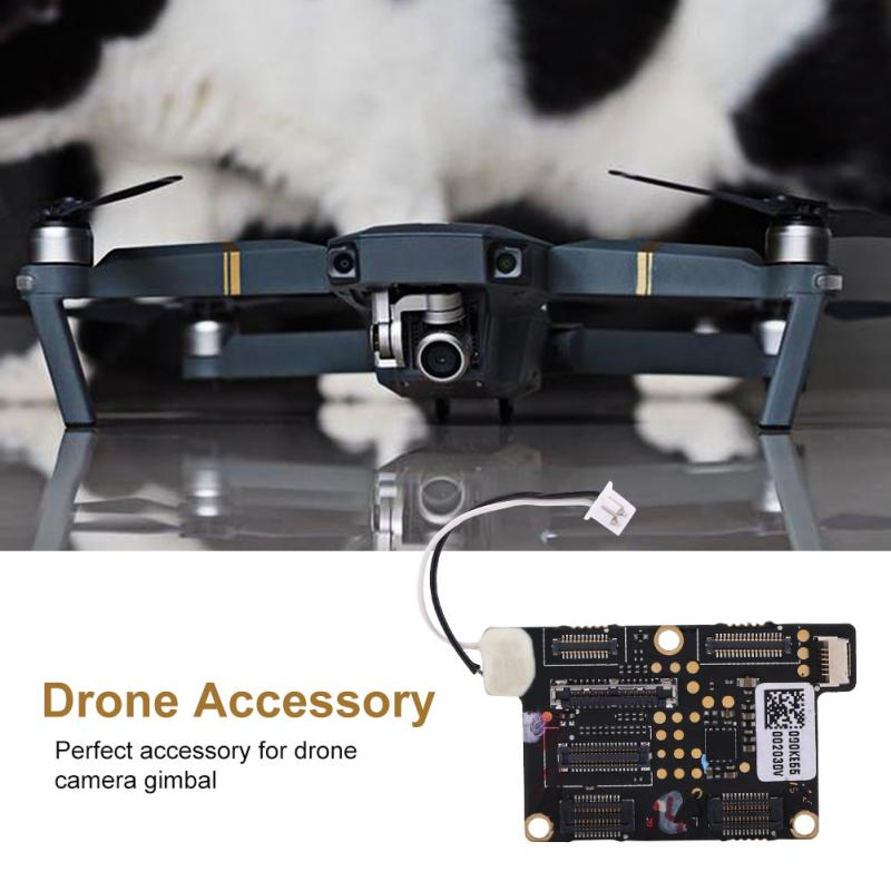 Camera Gimbal Forward Sensor Control Board RC Accessory for DJI Mavic Pro accessory IIC interface simplifies bus interface