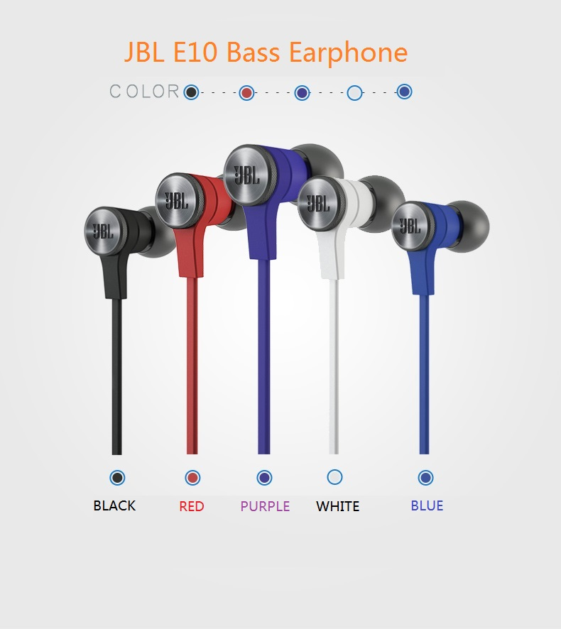 New Original JBL E10 Bass Stereo Earphone New Original JBL E10 Bass Stereo Earphone HTB1JJF7PFXXXXbWXVXXq6xXFXXX6