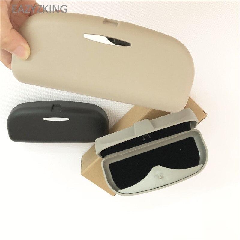 EAZYZKING Car Glasses Case Holder Box For Roewe 750 950 350 550 E50 W5 E50/ Englon SC3 SC5 SC6 SC7 Panda