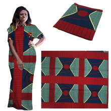 real african fabric cotton wholesale African wax prints clothes for garment beautiful A1021