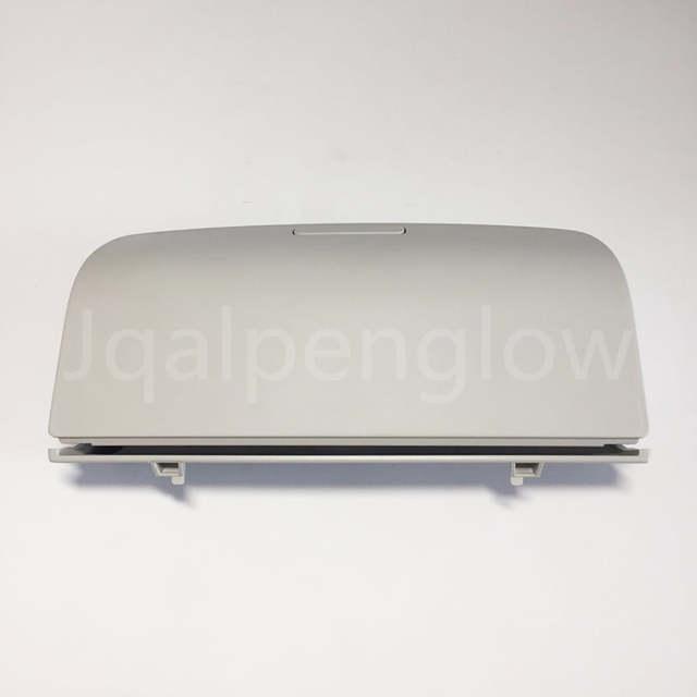c1de1c68fd56 placeholder Gray Beige Sunglasses Box Sun Glasses Case spectacles holder  for VW Tiguan Golf MK5 MK6 Jetta
