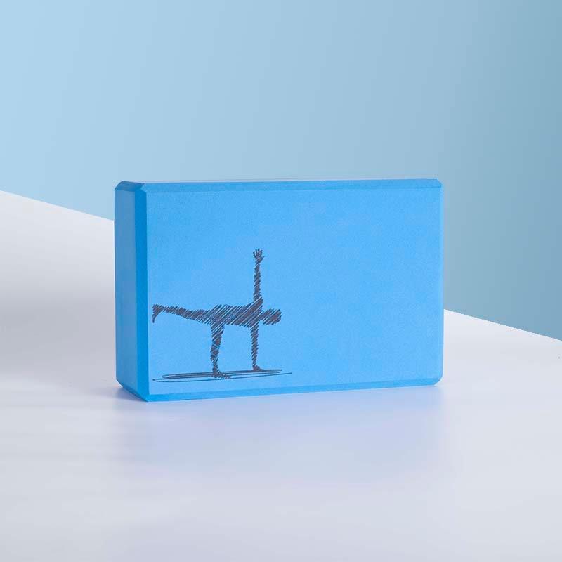 standard størrelse EVA yoga blok enhed 170g, høj densitet og høj - Fitness og bodybuilding - Foto 5