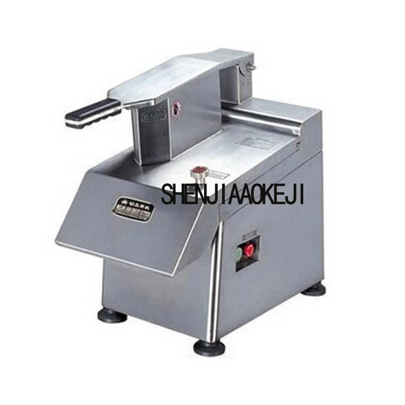 NEW MFC30 multi-function vegetable cutter Shred Slicer cut granule machine food processing tools 220V 0.55KW 1PC
