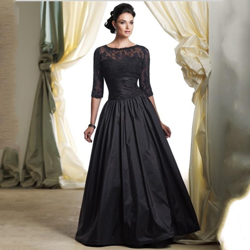 Popular black taffeta jacket buy cheap black taffeta for Black lace jacket for wedding dress