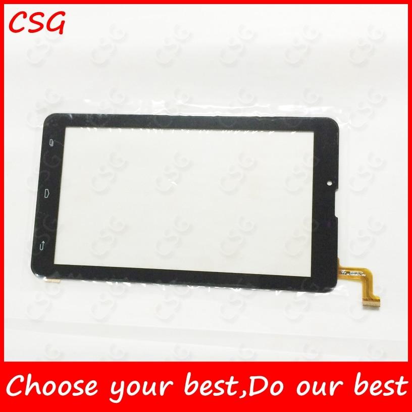 100% New Tablet Touch Screen For Megafon login 4 lte Intel Touch Screen Digiziter  Sensor External Screen