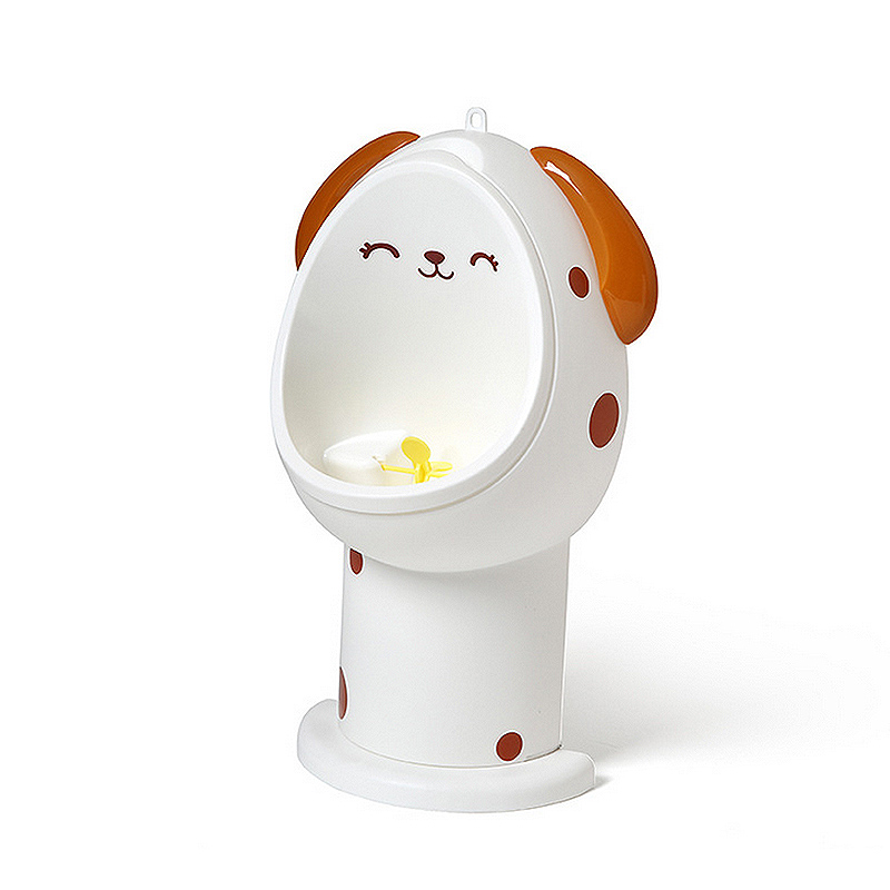 New Baby Boy Wall-Mounted Hook Cute Potty Toilet Training Stand Vertical Urinal Infant Toddler Wall-Mounted