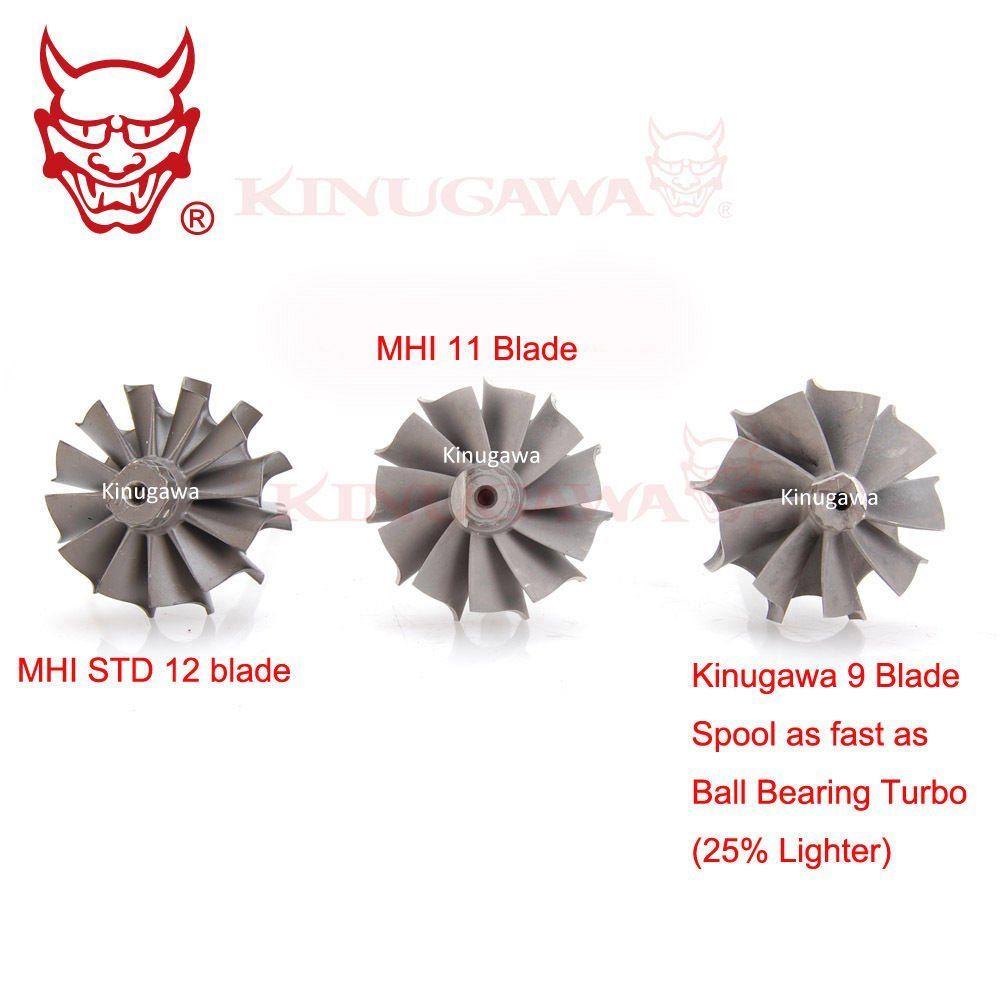 07 9 blade turbine wheel