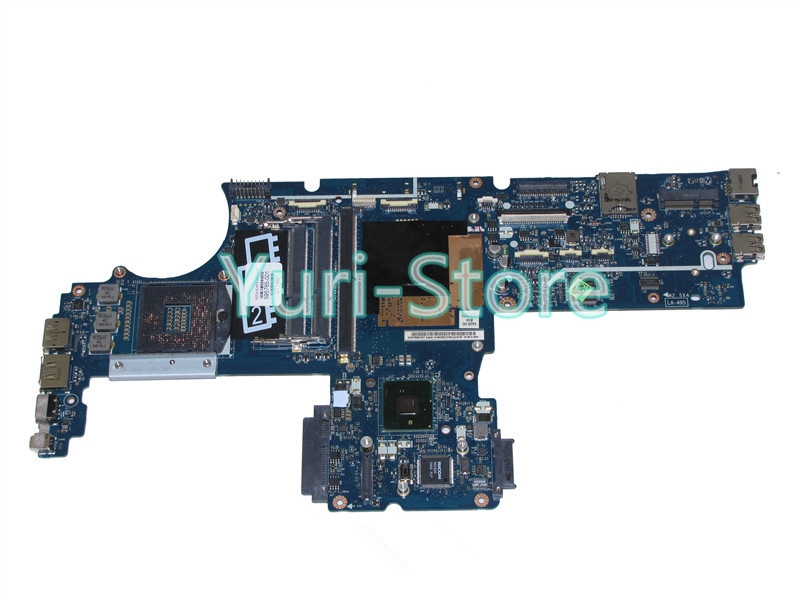 NOKOTION 595765-001 604538-001 Laptop for HP Elitebook 8540W 8540P KAQ00 LA-4951P Rev 1.0 DDR3 QM57 with graphics slot free shipping 595764 001 kaq00 la 4951p for hp elitebook 8540p 8540w series laptop motherboard all functions 100