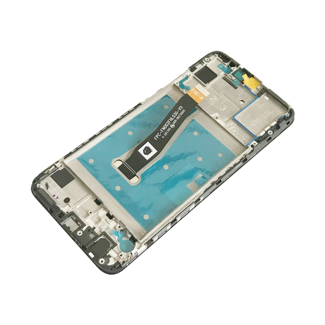 10-Touch AAA Quality LCD For Huawei P Smart 2019 LCD With Frame LCD Screen Display For P Smart 2019 LCD Screen POT-LX1 L21 LX3