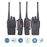 "2pcs baofeng bf 888s 2pcs Baofeng 888S BF-888S מכשיר הקשר 5W Handheld Portable שני הדרך רדיו UHF 400-470 מגהרץ 16CH CB FM Ham Radio מקמ""ש (5)"