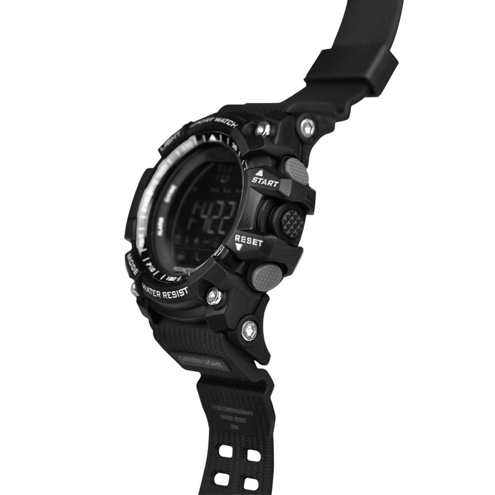Inteligente Pedômetro Calorias Relógios Mergulhador Hodiny Bluetooth