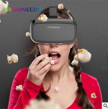 Suitable size 4-6''  Model Shinecon 3D VR BOX VR 3D Virtual Reality Video Glasses mobile phones Smartphone VR066