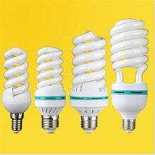 AC170-240V E27 E14 B22 65 Вт 85 Вт 125 Вт высокомощная спиральная Энергосберегающая лампа, Флуоресцентный светильник