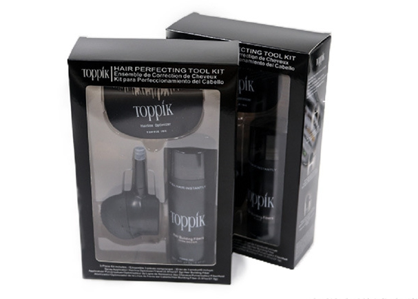 TOPPIK  SET OF Hair Fibers Keratin Thickening Spray Hair Building Fibers  Loss Products Instant Wig Regrowth Powders