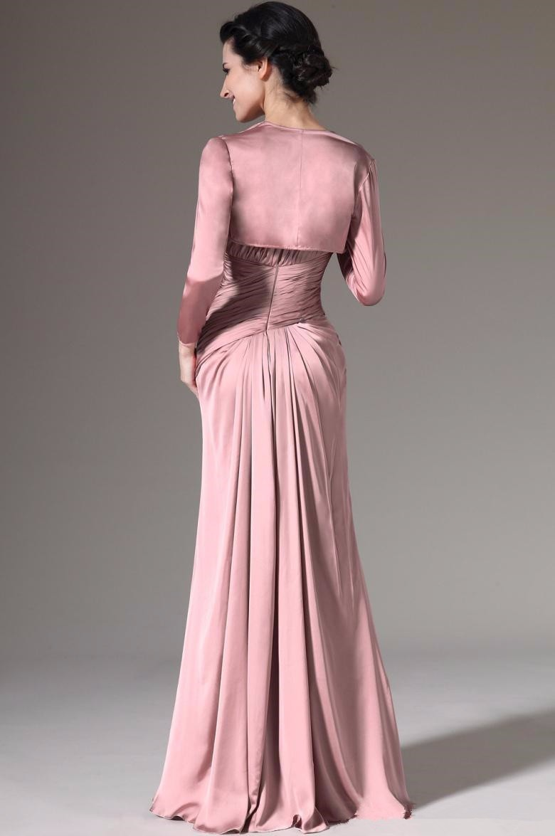 One-Shoulder-Mother-of-the-Bride-Dress-2016-Long-Mother-Dress-with-Jacket-Pleats-Appliques-Evening (1)