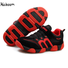 Children Basketball Shoes boys Brand Kids Leather Sneakers Sport Shoes Fashion Children Boy Sneakers