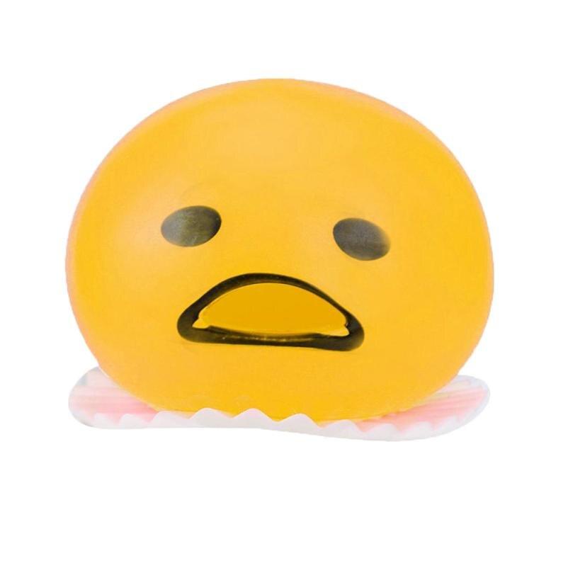 Ingenious #5001 Novelty Gag Toys Spitting Yolk Egg Prank Squeeze Stress Relief Toys Buy Now Gags & Practical Jokes