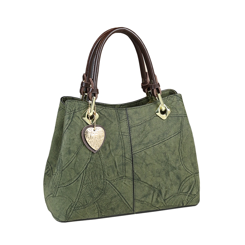 European style brand 2018 vintage split leather women handbags ladies office work tote shoulder messenger bag bolsa feminina sac tote bags for work