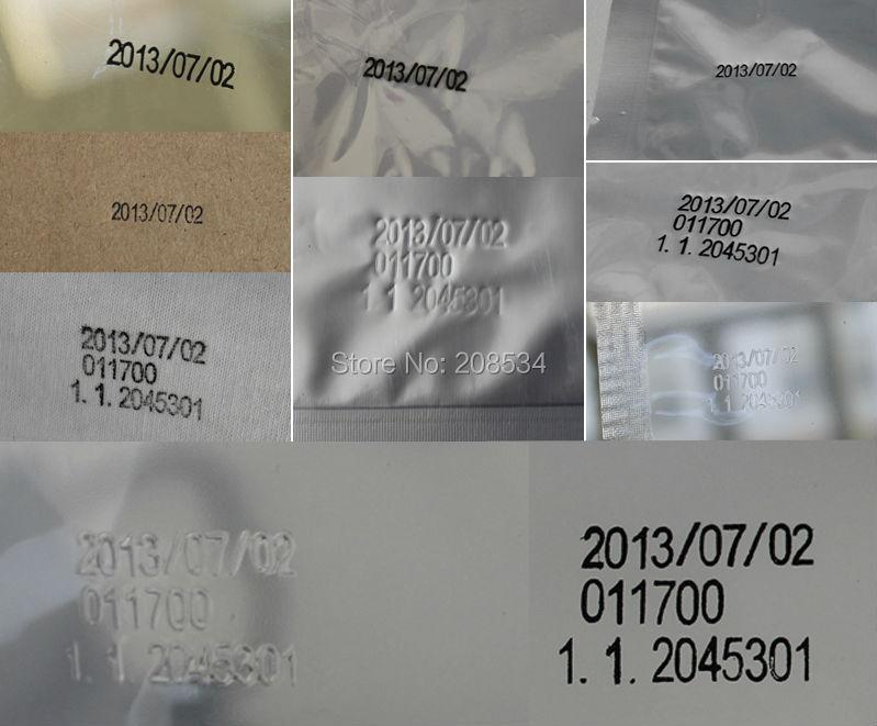 lejárati dátum nyomtató / dátumkód nyomtató / gép lejárati - Szerszámkészletek - Fénykép 6