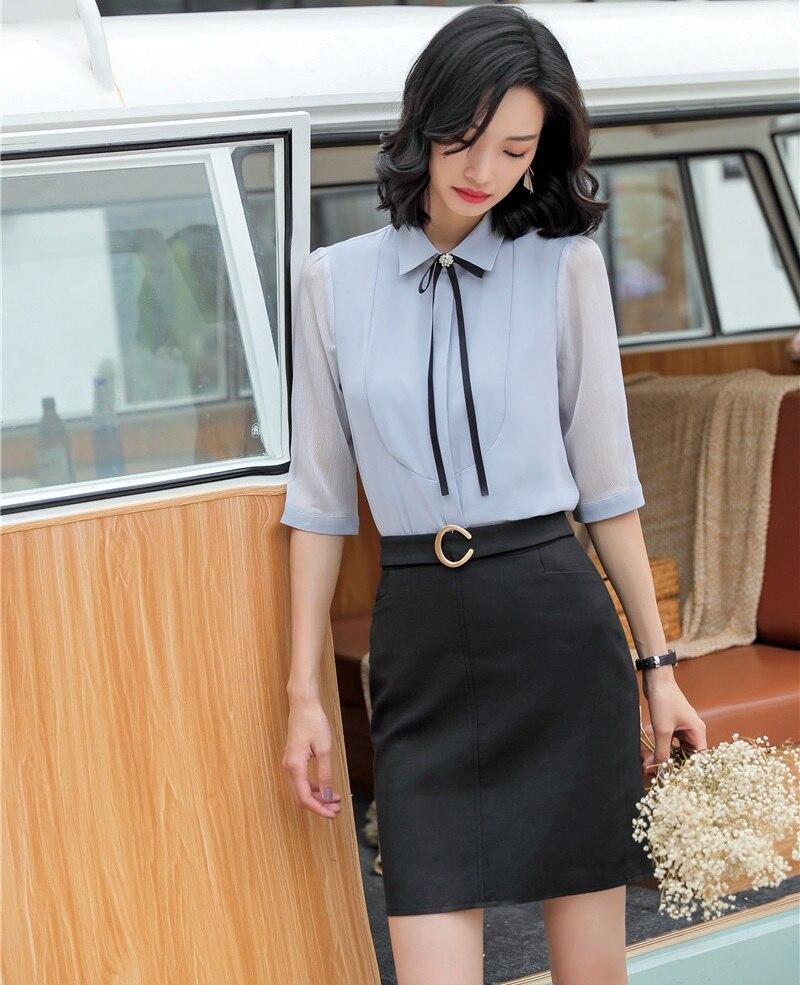fcfeaf94080 De-las-se-oras-de-moda-Oficina-blusas-de-mujeres-trajes -de-negocios-de-2-piezas.jpg