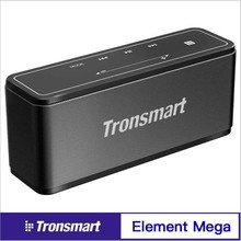 Tronsmart Element Mega Bluetooth Speaker Wireless Speaker 3D Digital Sound TWS 40W Output NFC 20m Portable Speaker MicroSD Card(China)