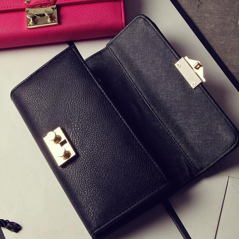 mulheres rebite bolsa de garras Tipo de Ítem : Wallet