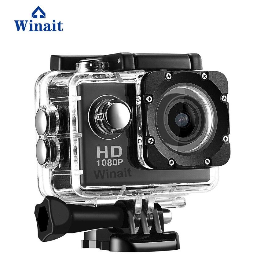 Unterhaltungselektronik Treu Winait 30 Meter Wasserdichte Digital Sport Video Kamera Mit 2,0 tft Display Und 90 Grad Weitwinkel Digitale Action Kamera Sport & Action-videokamera