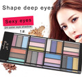 Professional 24 Colors In Palette Natural Fashion Eye Shadow Make Up Light Eyeshadow Cosmetics Set Makeup Palette Tool Hot Sale