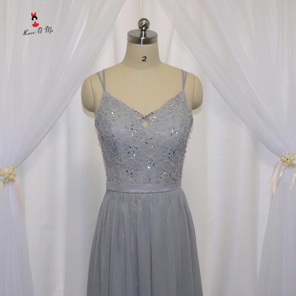Tolle Graue Lange Kleider Brautjungfern Bilder - Hochzeit Kleid ...