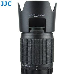 Image 5 - Крышка объектива камеры JJC для NIKON AF S VR Zoom Nikkor 70 300 мм f/4,5 5,6G IF ED, замена Nikon HB 36