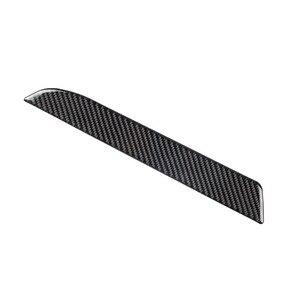 Image 2 - Voor Audi A4 B8 2009 2010 2011 2012 2013 2014 2015 2016 Carbon Fiber Links Driver Side Dashboard Decor Cover sticker Trim