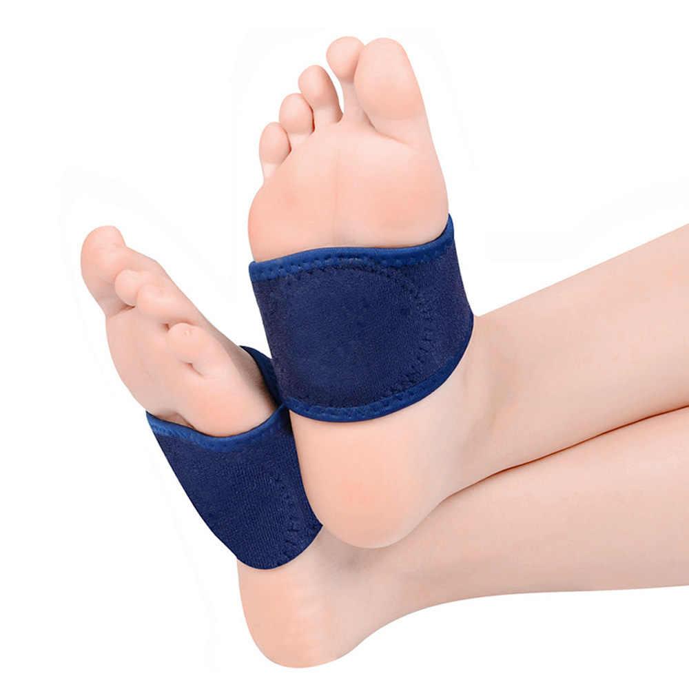 Arch สนับสนุนสำหรับ Flatfoot Orthopedic Plantar Fasciitis Heel บรรเทาอาการปวด Orthotic Cushion Pads FLAT Foot Care Inserts Pad