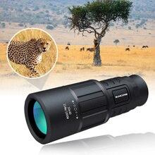Military HD 10×40 Binoculars Professional Hunting night vision Telescope Handheld Binocular Zoom Vision No Infrared Eyepiece