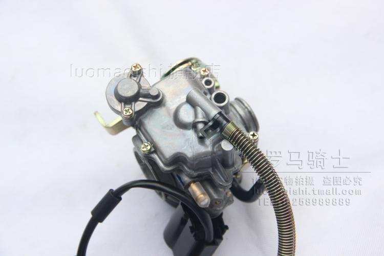 US $115 93  CVT GY6 50CC 80 engine carburetor vacuum booster scooter  motorcycle Fuk Hi clever grid-in Scary Costumes from Novelty & Special Use  on