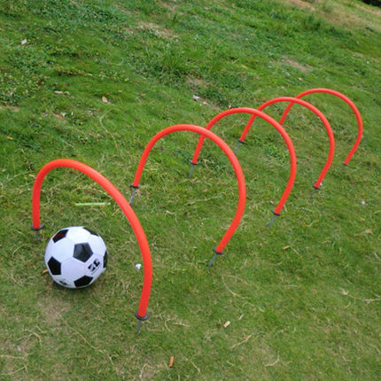Football Training Arch Obstacle Agility Shooting Skill Training Equipment Good Quality Useful Tools