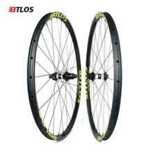 цена на Extralight carbon mtb disc wheels 29er mtb wheelset mtb bike 28x22mm Asymmetric tubeless Mountain bicycle 2 warranty - WM-i22A-9