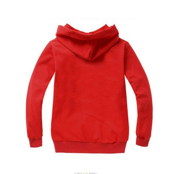 pokemon costume Hoodie toddler boys girls hooded pullover full sleeve tops children clothes pink black Size for 4 5 6 7 8 years (5)