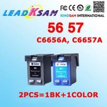 Чернильный картридж, совместимый с hp56 57 C6656A C6657A Deskjet 450 450cbi 9650 9670 5150 5550 5650 5850w