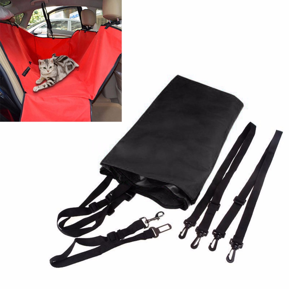 LS4G-Pet-Dog-Car-Seat-Cover-for-Rear-Bench-Seat-Waterproof-Hammock-Style-Outdoor-Car-Seat (2)