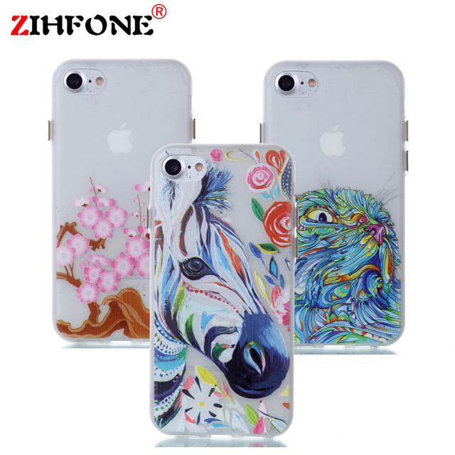 coque iphone 7 3d design