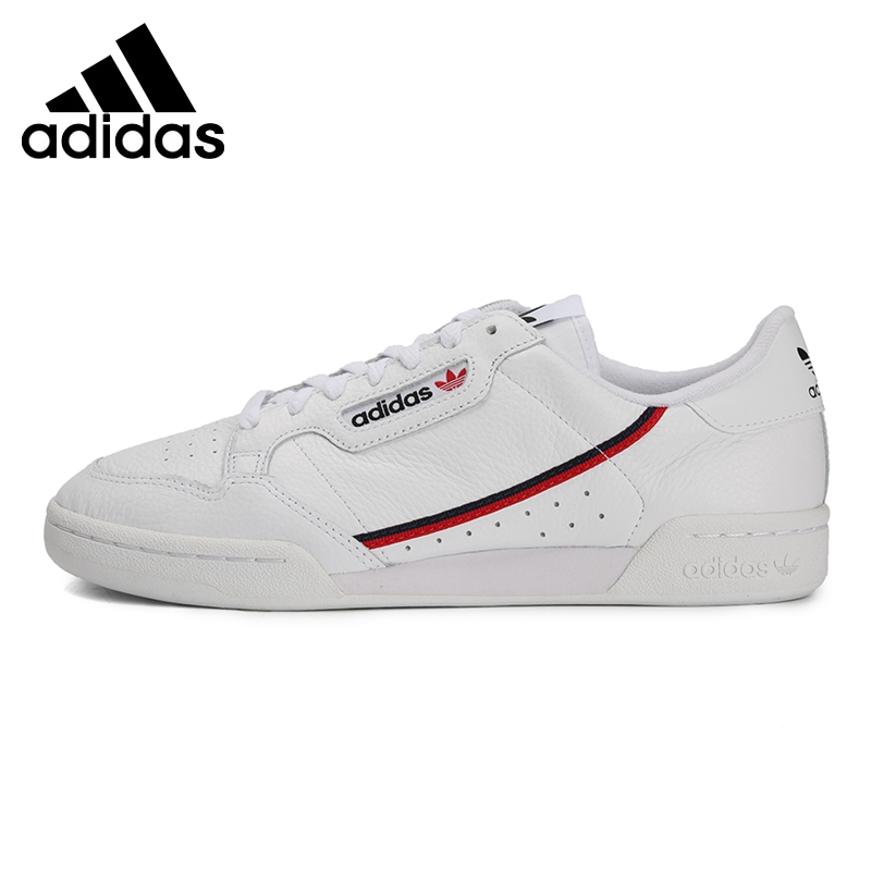 Original New Arrival  Adidas Originals CONTINENTAL 80 Men's Skateboarding Shoes Sneakers