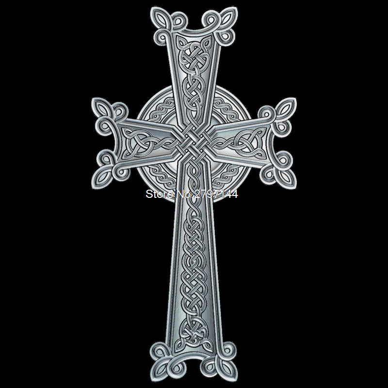 High Quality New 3D Model For Cnc Khachkar-Armenian Cross 3D Carved Figure Sculpture Machine In STL File Religion
