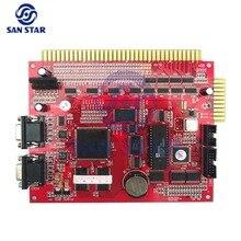 Казино мульти игры PCB красный 7 с 90-96 процентов для игровых машин для казино слот игровой автомат PCB казино игры Pcb