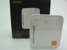 P-LINK TL-MR3020 Portable 3G/4G Wireless N Router (150 Mbps, Travel Router ,AP)