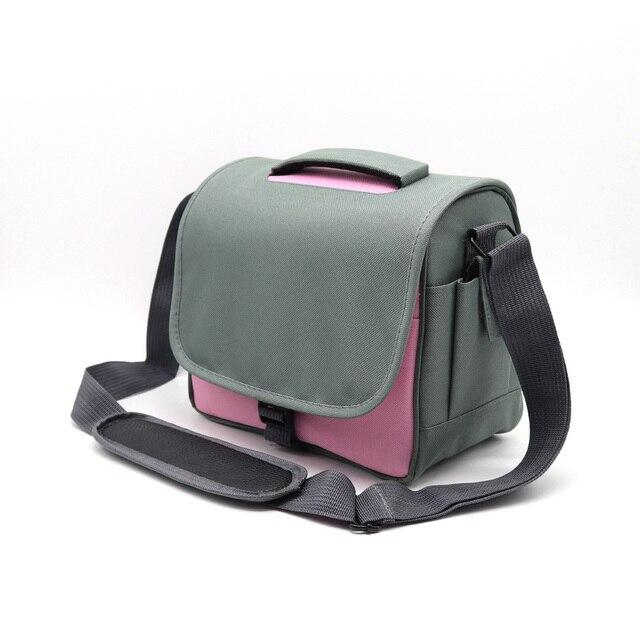 Dslr Camera Bag Shoulder Case For Sony A77 A7r2 A65 Canon 750d 80d 6d 5d3 Slr