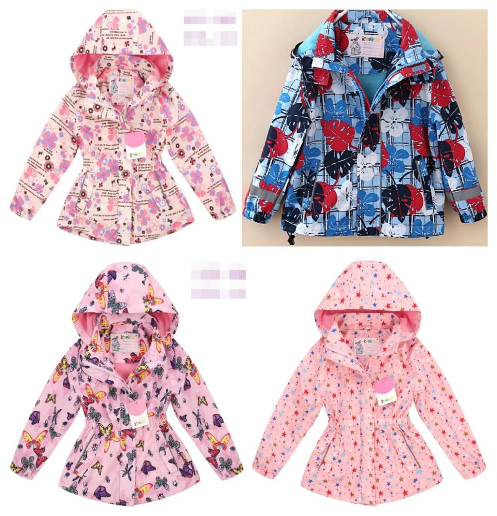 Youth Waterproof Jacket jEspUy