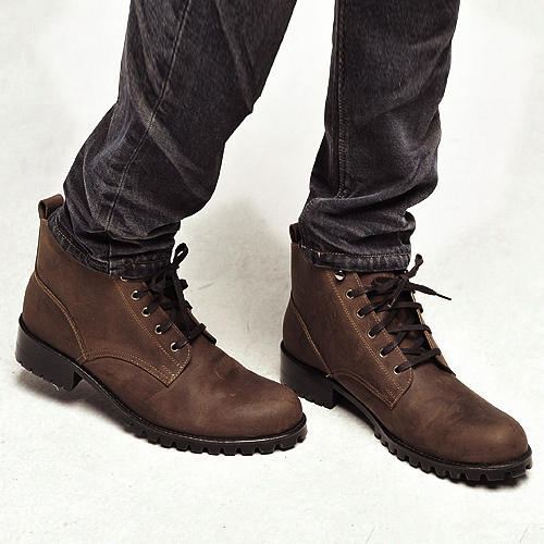 Aliexpress.com : Buy 2015 outdoor hiking boots fashion boots men's ...