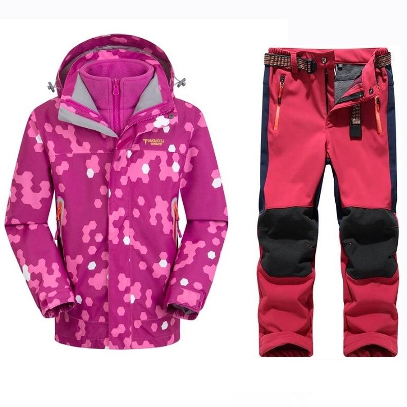 Waterproof Kids Suit 3